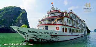 Huong Hai Junks Cruise Itinerary 2 Days 1 Night
