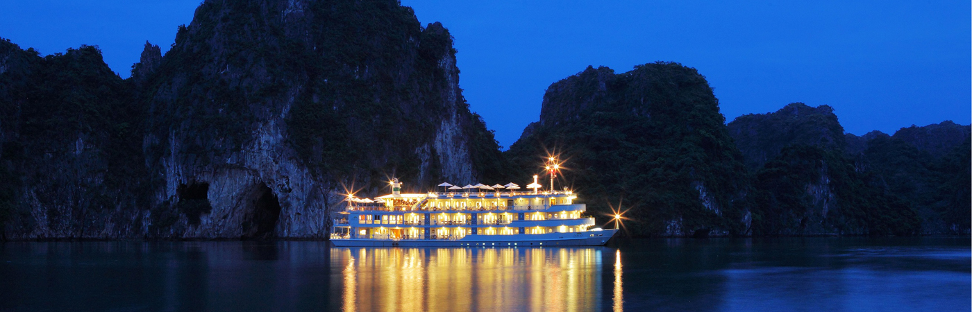 TonKin Cruises 02 Days- 01 Night Itineraries