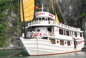 Escape to HaLong Bay on Calypso Cruiser 3 Days 2 Nights